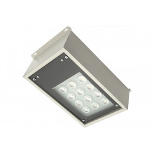 Norte LED1x10000 B633 T840 L60 RAL9006