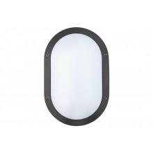Oval 1E27 Q83 RAL9006