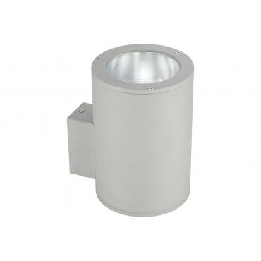 Tube M LED2x3750 B670 T750 L45 RAL1001