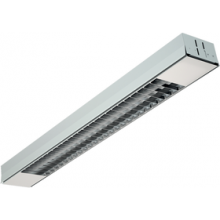 AL UNI LED 1200x100 without louver 4000K